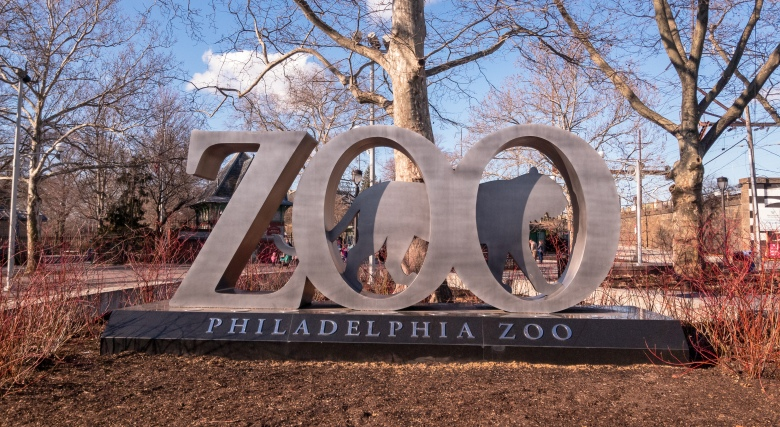 Philadelphia Zoo, Animals, Oldest, First, city, wild