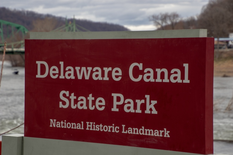 Delaware Canal State Park, River, Water, Hiking, Outdoors