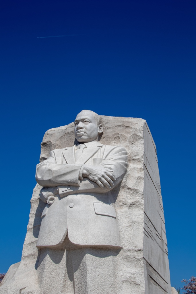 Martin Luther King JR Memorial, MLK, Washington DC, Capital, USA, America, Travel, Vacation, road trip,