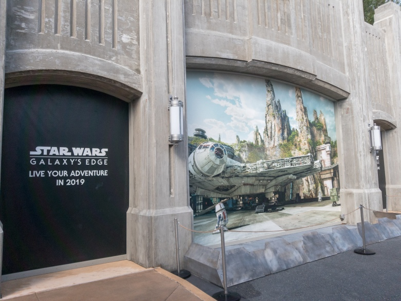 Galaxy's Edge, Star wars land, Hollywood Studios, WDW, Walt Disney World