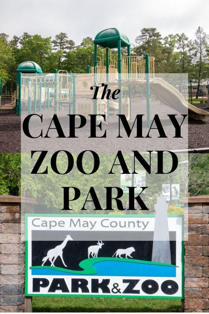 Cape May NJ, New Jersey, Zoo, Park, Playground, shore