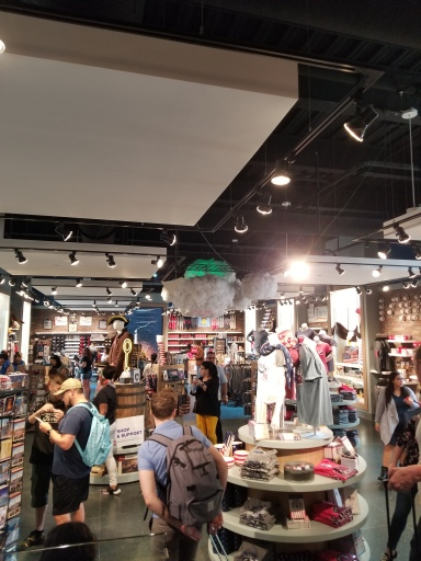 Gift shop, Independence Visitor Center