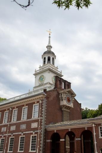World Heritage Site, Independence Hall, Philadelphia, Philly