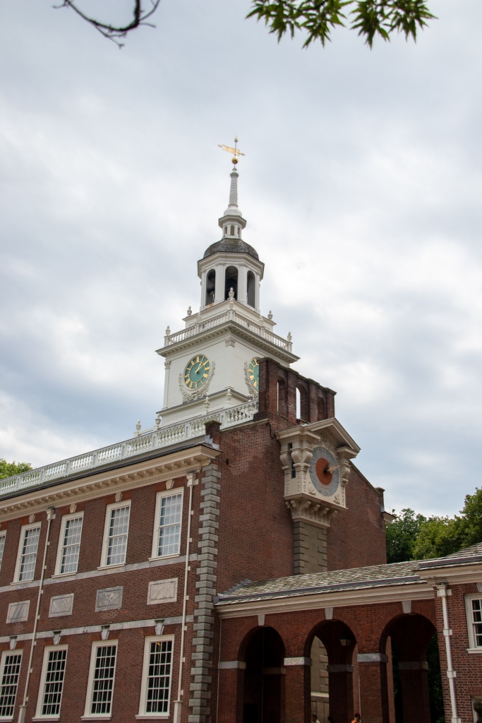 World Heritage Site, Independence Hall, Philadelphia, Philly