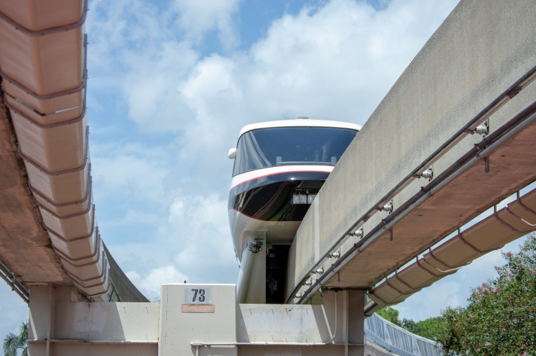 Transportation, Walt Disney World, WDW, EPCOT, Magic Kingdom, monorail