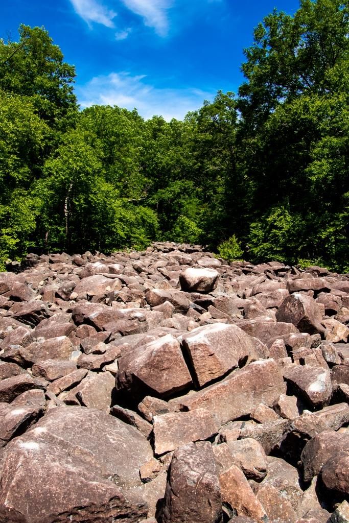 rocks, park, pa, Forrest, hike