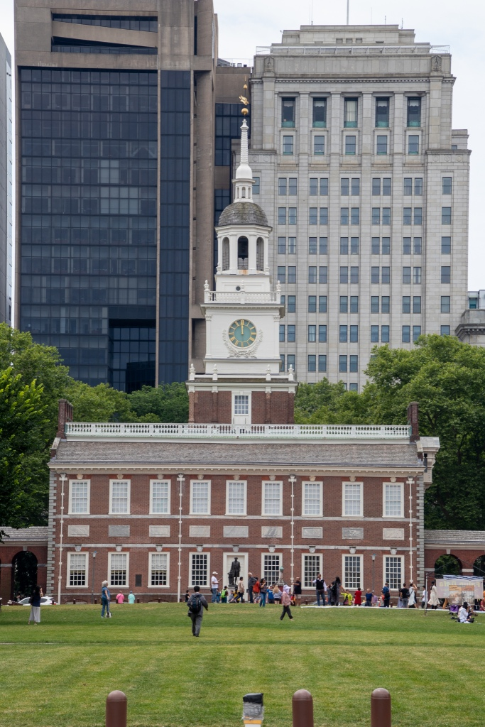 Independence Hall, Phila, Philly, 1776, World Heritage Site