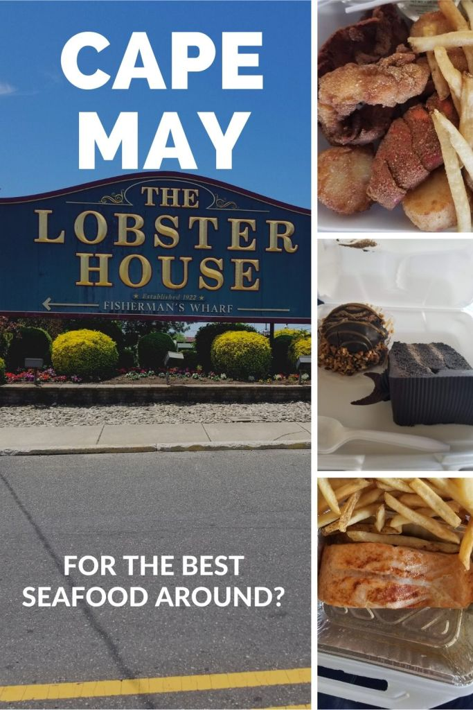 Cape May, NJ, Jersey Shore, Jersey, Lobster House, seafood, fresh,