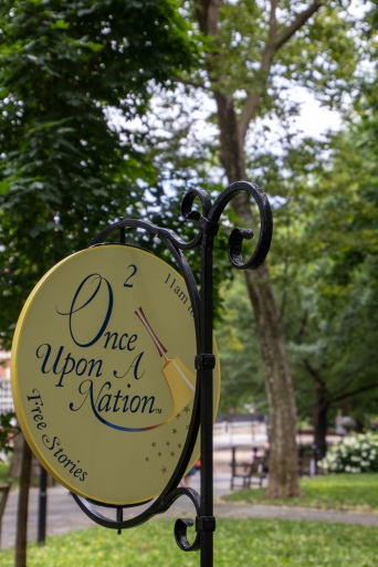 Once upon a Nation, Story time, Philly