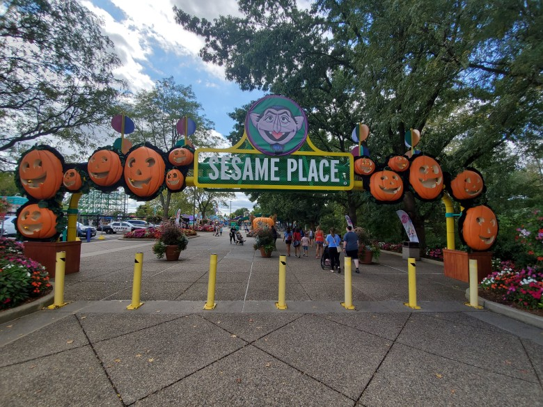 Bucks County, PA, Pennsylvania, vacation, fun, Delaware Valley, Sesame Place, Theme Park, rides, kids park, family friendly,