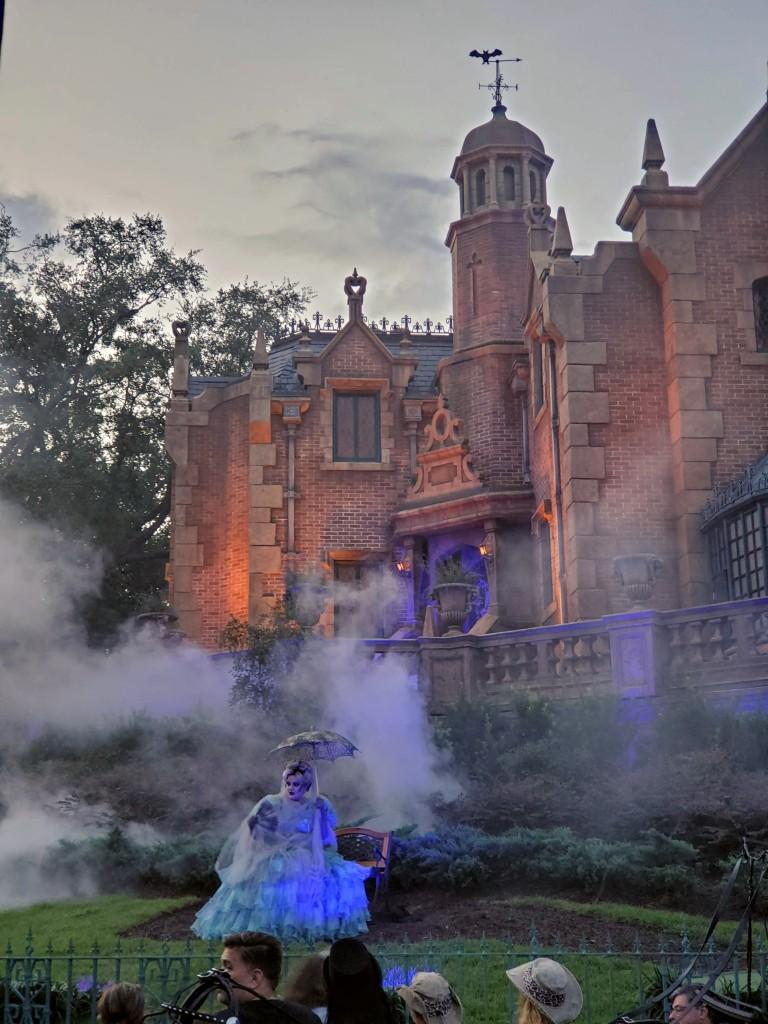 Haunted Mansion, Magic Kingdom, MNSSHP