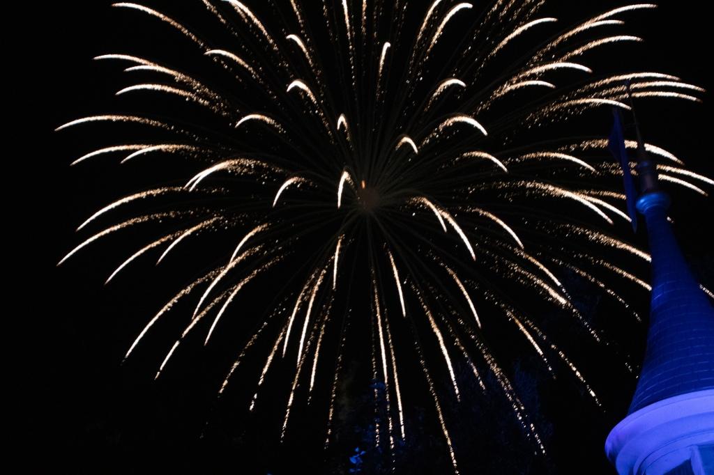 Magic Kingdom fireworks, MNSSHP
