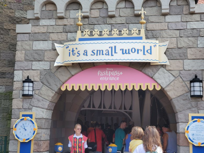 top ten, FastPass+, FastPass, FP+, Fast Pass, WDW, Walt Disney World, rides, attractions, it's a small world, classic ride,
