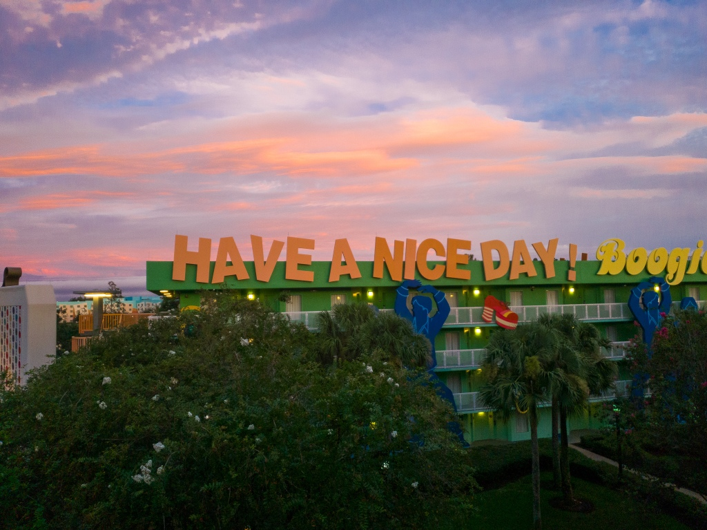 POP Century, POP, WDW, Disney World, Resort, Hotel, Value Resort,