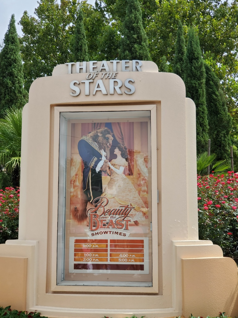 Beauty and the Beast, Hollywood Studios, MGM, WDW,
