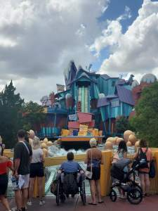 Dudley Do Right Ripsaw Falls, Islands of Adventure