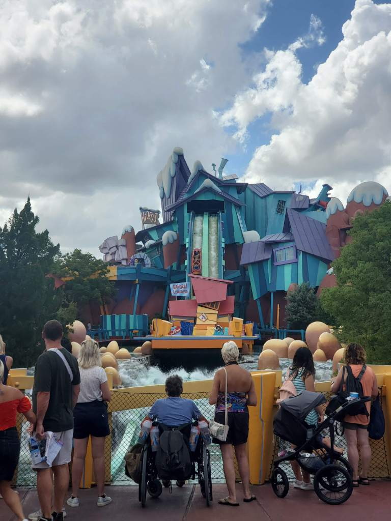 Water Ride, Islands of Adventure, Walt Disney World, Universal Orlando, Theme Park, Orlando, VS, family friendly, Fun,