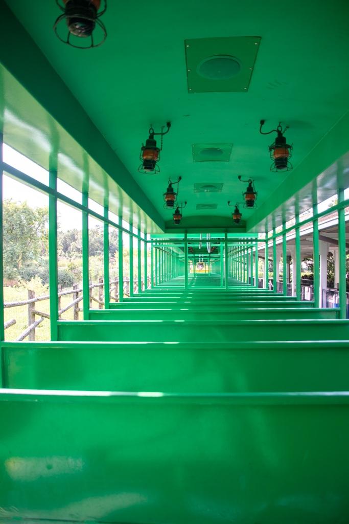 Serengeti Express train, Busch Gardens Tampa, kid friendly