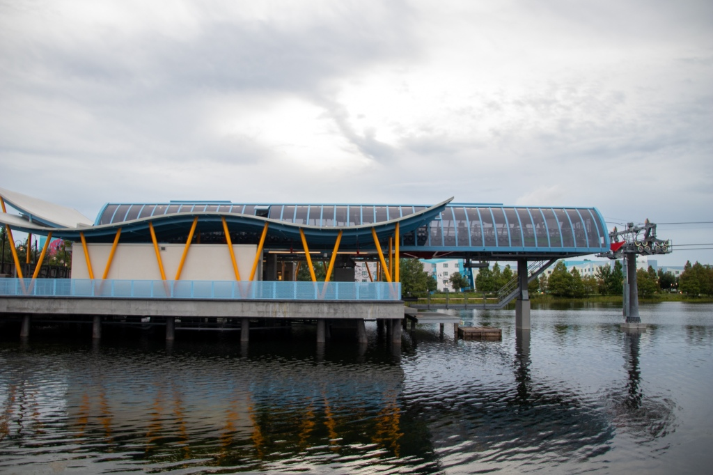 POP Century, POP, WDW, Disney World, Resort, Hotel, Value Resort, skyliner,