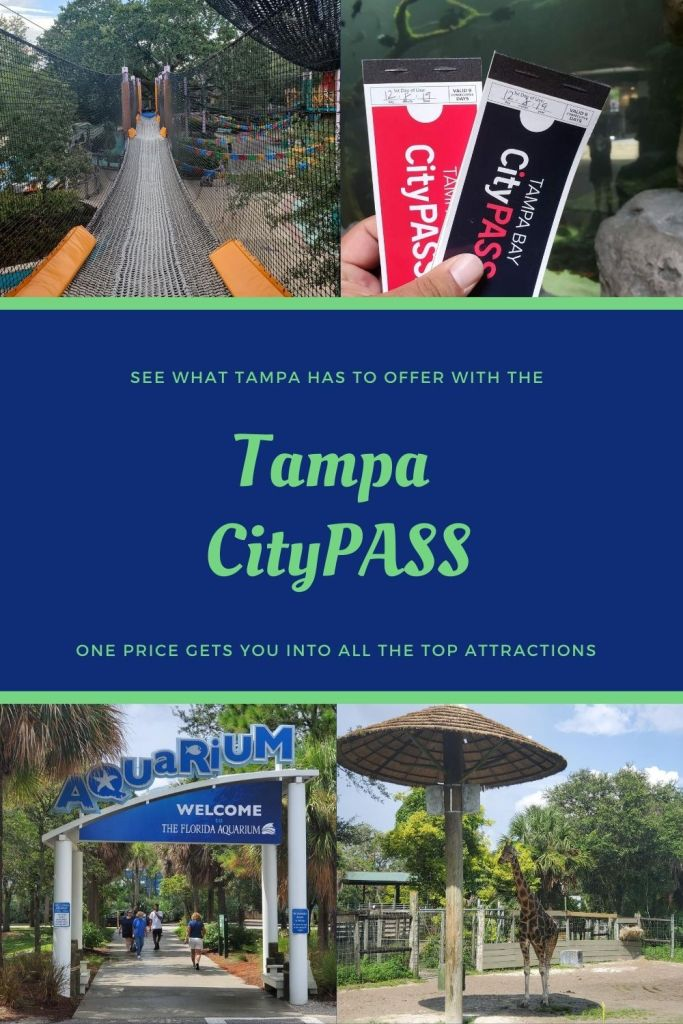 Tampa CityPASS attractions include the Florida Aquarium, ZooTampa, Clearwater Marine Aquarium, Busch Gardens and more
