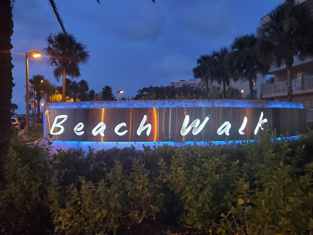 Beachwalk in Clearwater FL