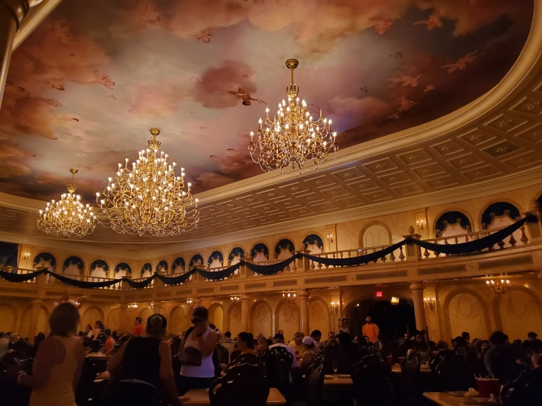 Be Our Guest, Magic Kingdom, DDP, Disney Dining Plan, Quick Service, WDW, Walt Disney World,