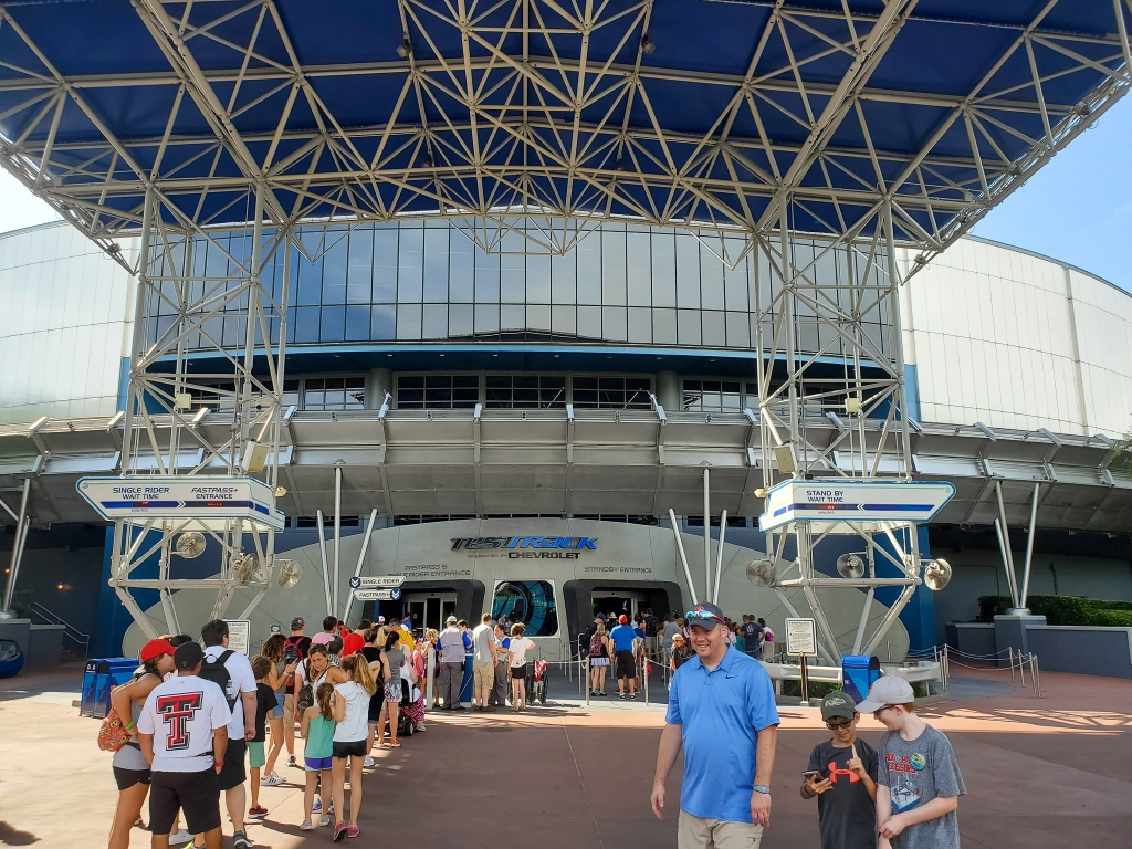 Test Track, EPCOT, WDW