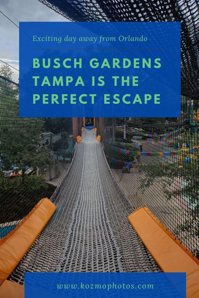 Busch Gardens Tampa, Florida, Theme Park, Thrill rides, family adventure