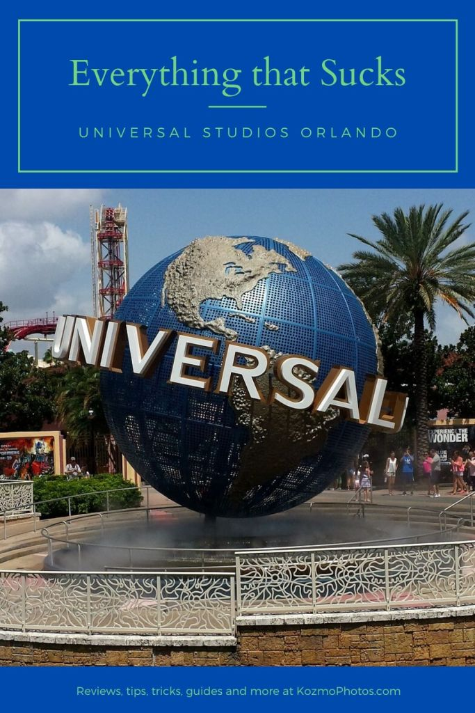 Theme Park, Universal Studios, Orlando, Florida, Thrilling, Amusement Park, Family Friendly