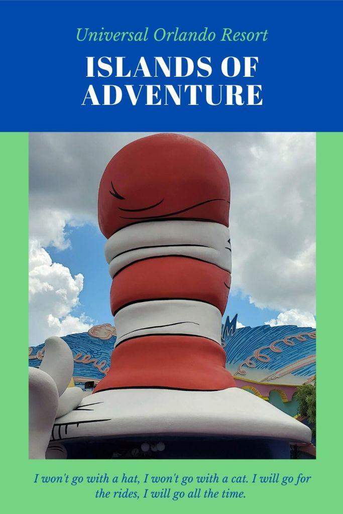 Islands of Adventure, Universal Orlando, Florida, Theme Park,