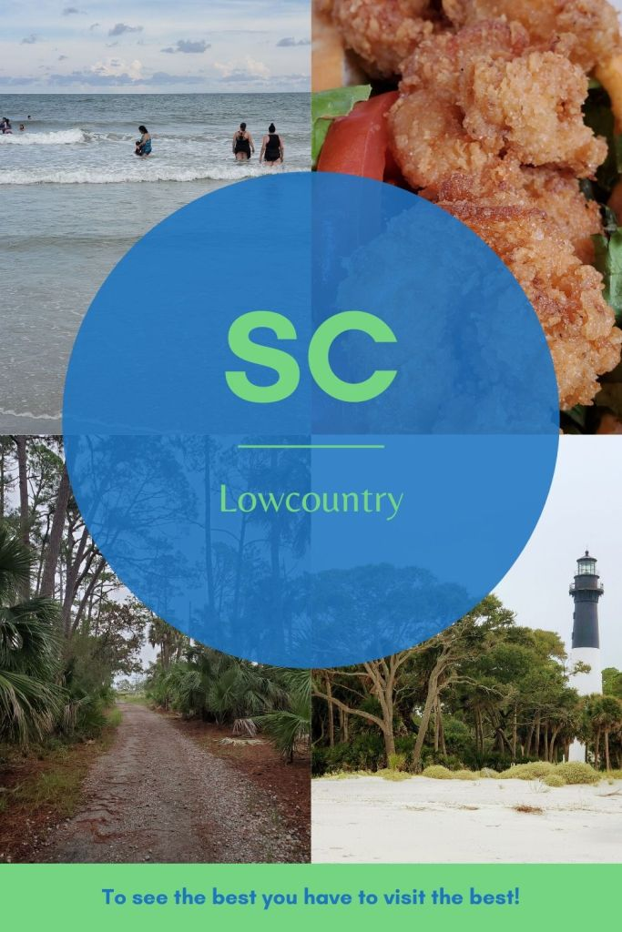 South Carolina Lowcountry the best place to visit