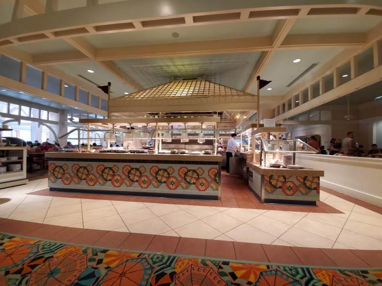 Cape May Cafe, Beach Club, Deluxe Resort, Disney Vacation, Walt Disney World, WDW, Theme Park, Orlando, Florida, Resort,