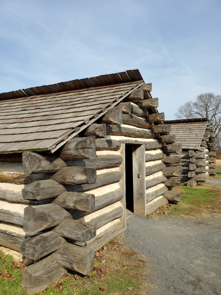 Valley Forge, National Historical Park, Military, Continental Army, winter 1777-78, PA, Pennsylvania, Wood Huts, Encampment,