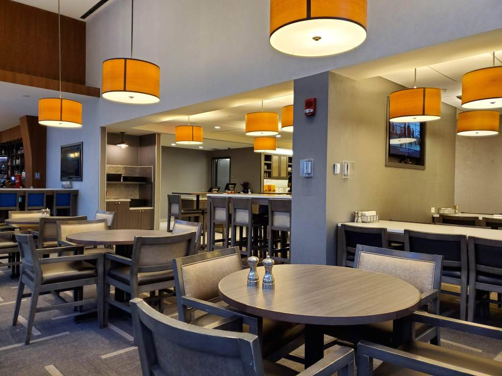 Hyatt Place, Washington DC, DC, Hotel, Resort, dining room,