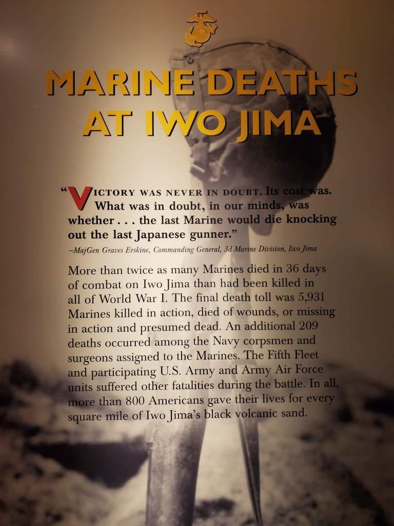Iwo Jima, USMC, National Museum of the Marine Corps, United States Marines, Devil Dogs, Leathernecks, Jarheads, Quantico VA, Flag Raising,