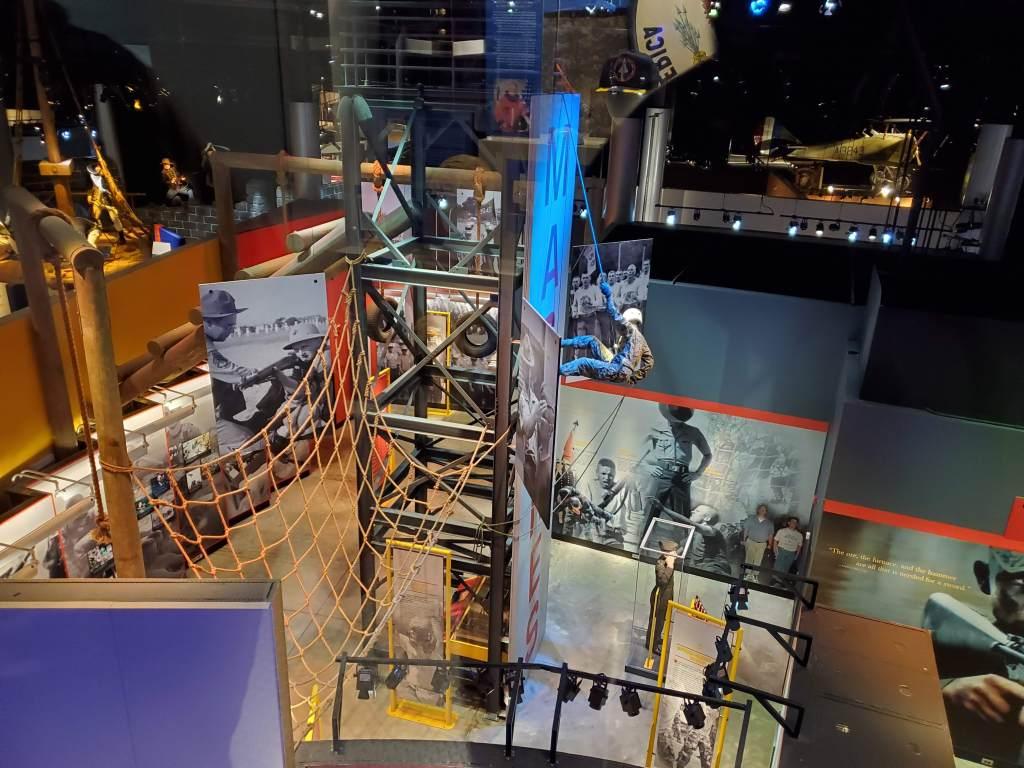 Making Marines, USMC, National Museum of the Marine Corps, United States Marines, Devil Dogs, Leathernecks, Jarheads, Quantico VA, PI,