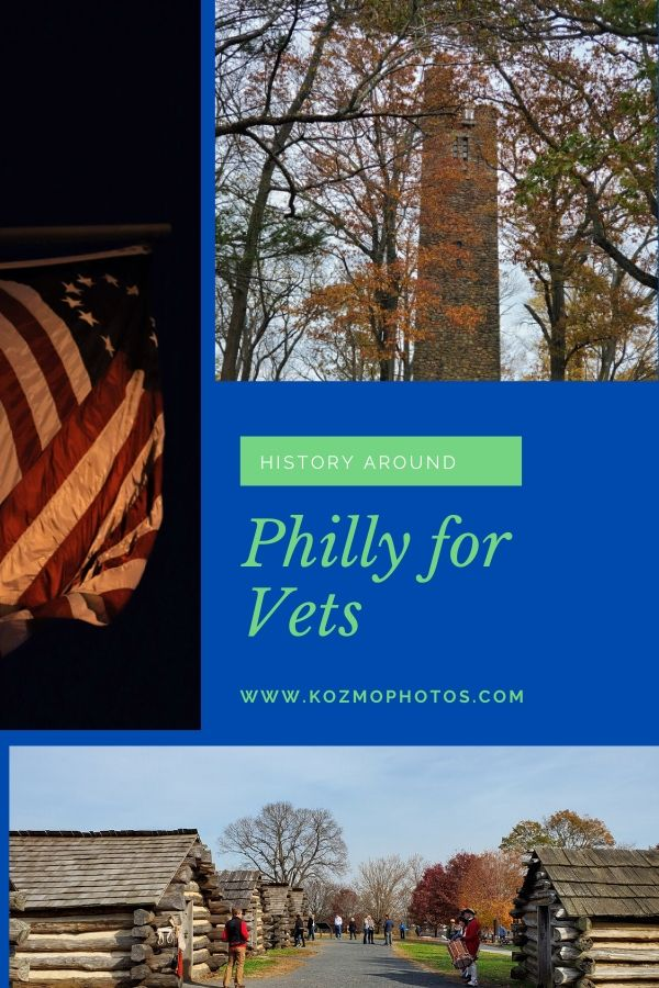 Historical Sites around Philadelphia for Veterans to see, History, Vets, Military,