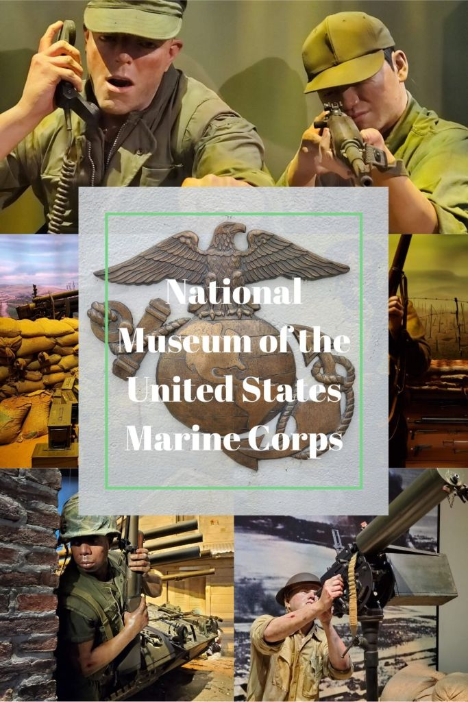 USMC, National Museum of the Marine Corps, United States Marines, Devil Dogs, Leathernecks, Jarheads, Quantico VA,