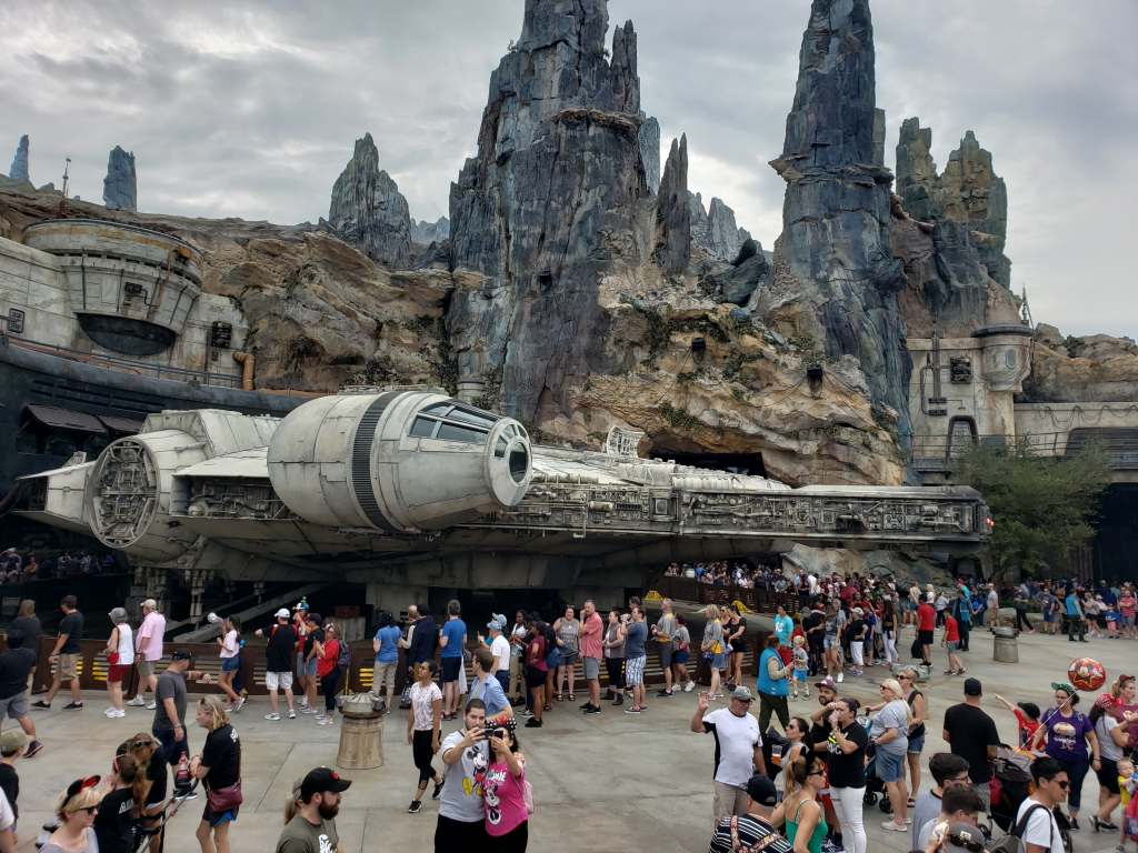 Galaxy's Edge, Hollywood Studios, DDP, Disney Dining Plan, Quick Service, WDW, Walt Disney World,