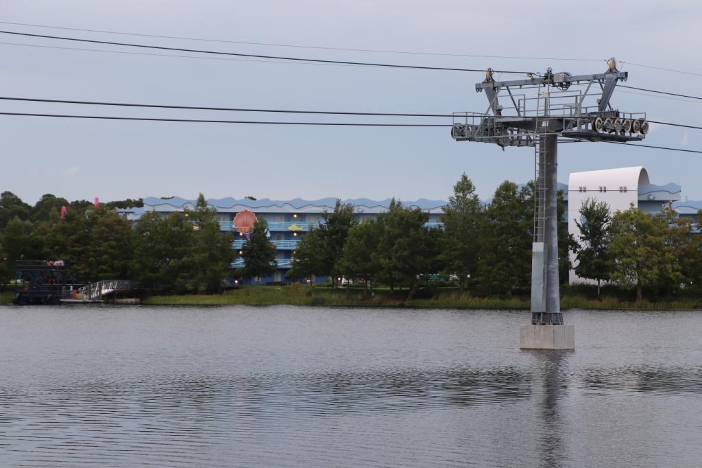 Skyliner, AOA, Disney Vacation, Walt Disney World, WDW, Theme Park, Orlando, Florida, Resort,