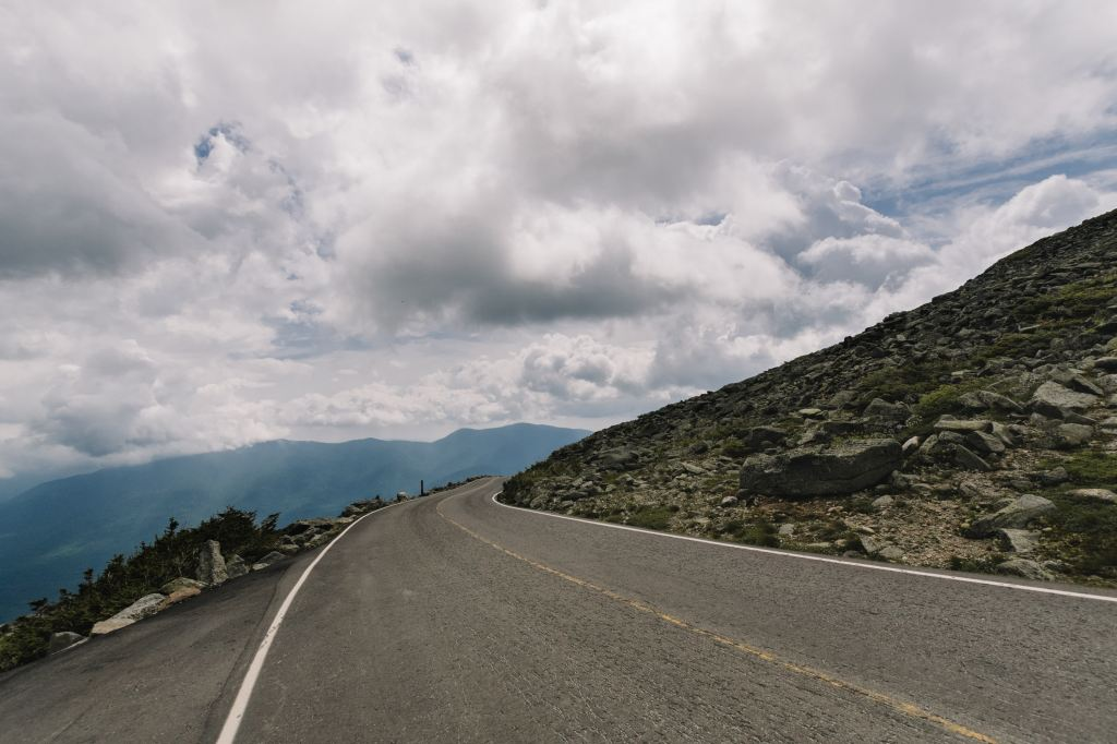 road trip, Mount Washington, New Hampshire, East Coast USA, America, Travel, United States, Holiday, Vacation,