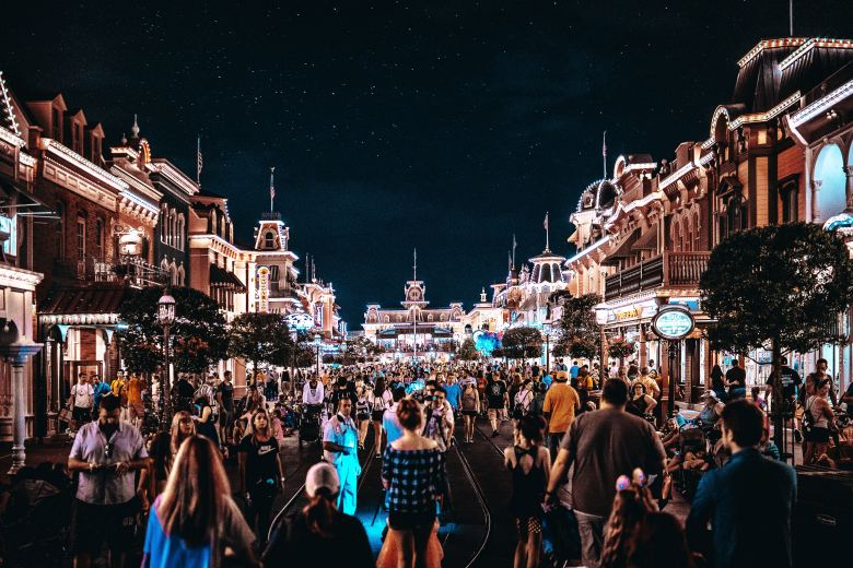 Main Street, WDW, Walt Disney World, Orlando, Summer, Fall, Spring, Winter, Theme Park, Disney, Magic Kingdom