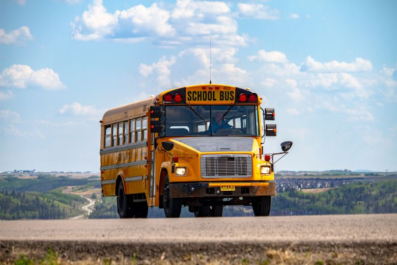 Back to School, School Bus