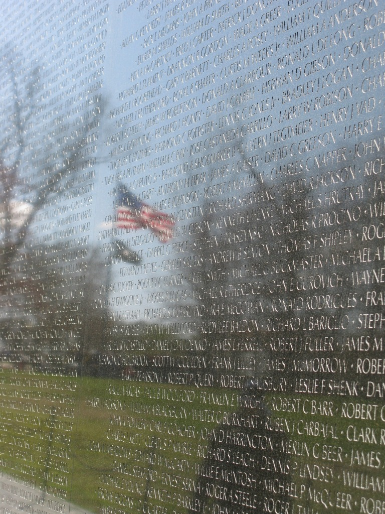 Washington DC, Capital, USA, America, Travel, Vacation, road trip, Vietnam War Memorial, Never Forget, POW, MIA, KIA, Veterans,