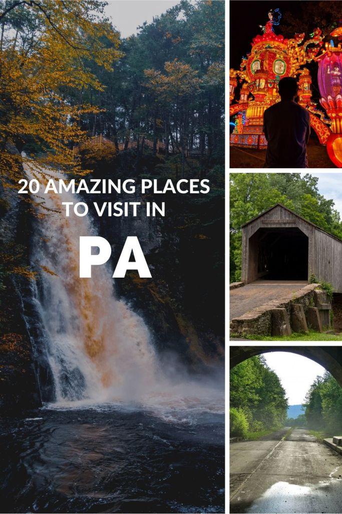 Pennsylvania, PA, Keystone State, Road Trip,