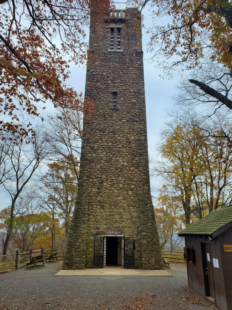 Bucks County, PA, Pennsylvania, vacation, fun, Delaware Valley, stone, tower, view, old, history,