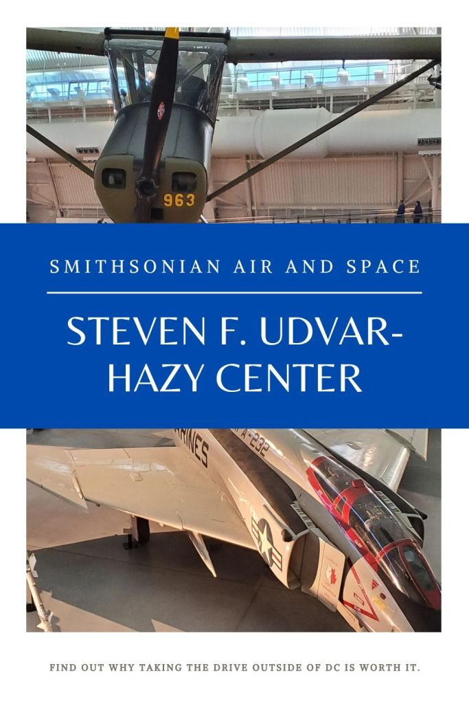Smithsonian, Museum, Air and Space, Steven F. Udvar-Hazy Center, Washington DC, Fairfax County, VA,
