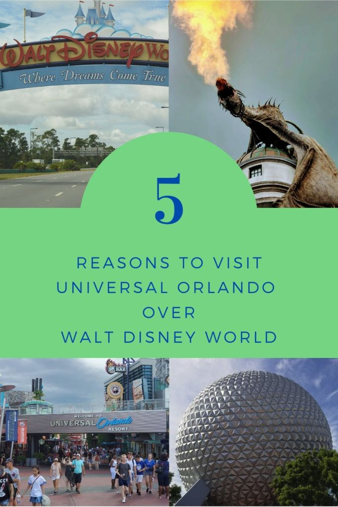Walt Disney World, Universal Orlando, Theme Park, Orlando, VS, family friendly, Fun,