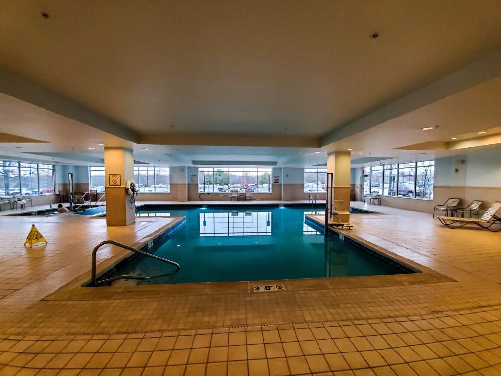 Hotel, Wyndham, Gettysburg, PA, pool,