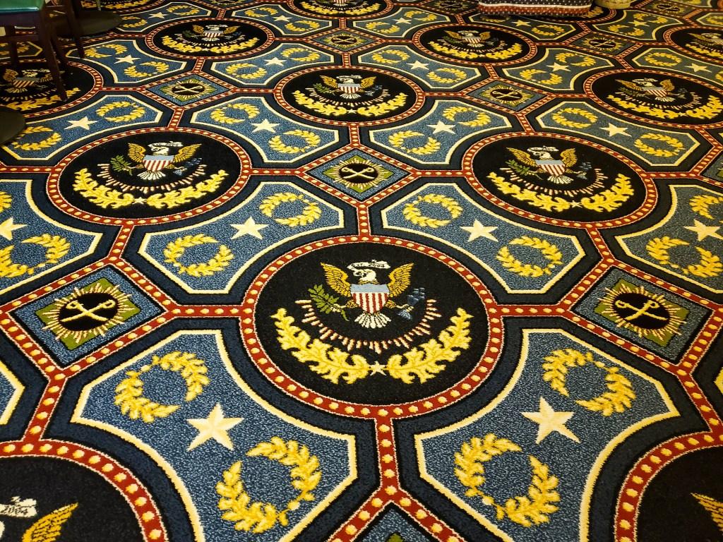 Hotel, Wyndham, Gettysburg, PA, carpet,